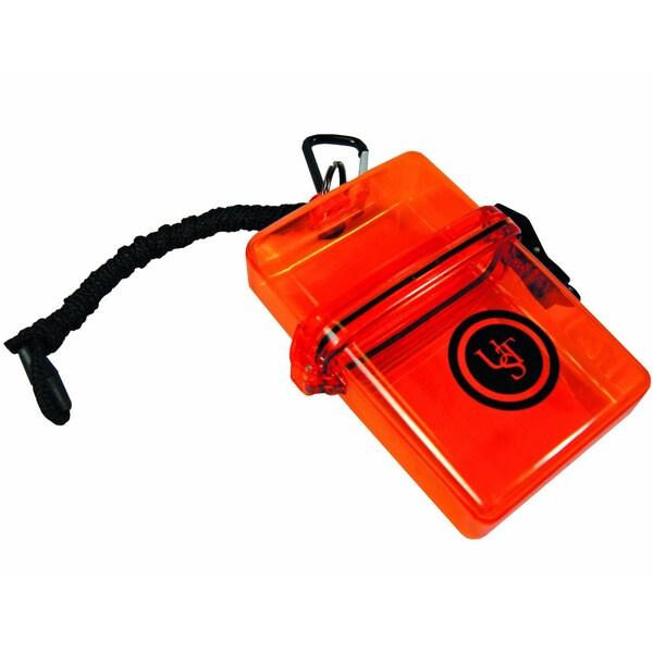 Ultimate Survival Technologies Orange Watertight Case 2.5