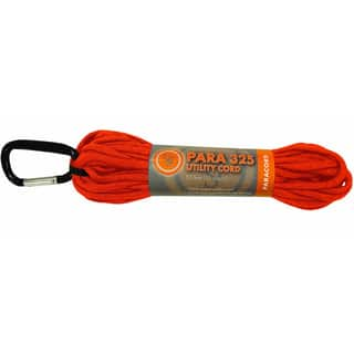 Ultimate Survival Technologies 50' Hank Orange Para 325|https://ak1.ostkcdn.com/images/products/11131912/P18132273.jpg?impolicy=medium