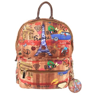 LANY 'France' Fashion Backpack