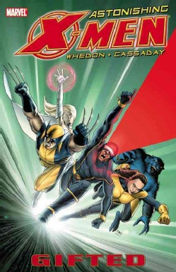 Astonishing X-Men 1: Gifted (Paperback)