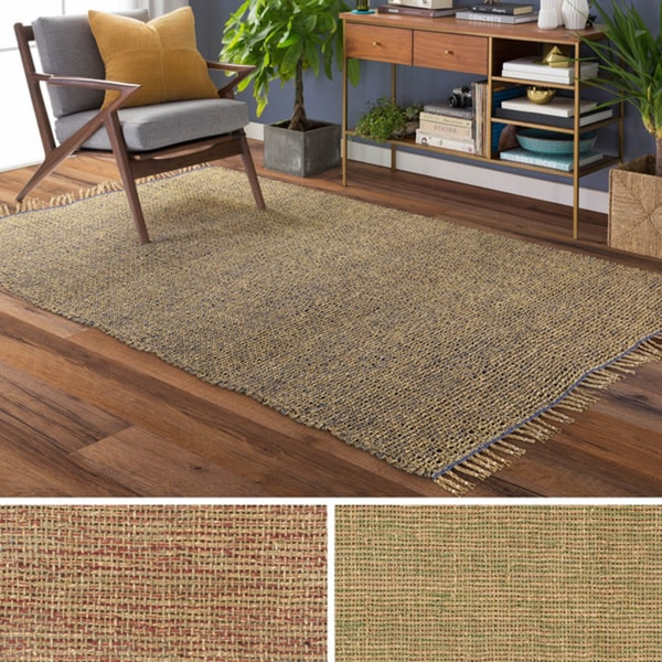 shop hand woven catarina jute seagrass area rug free shipping today 11136992. Black Bedroom Furniture Sets. Home Design Ideas