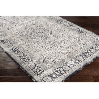 Machine Made Devonshire Viscose Rug (5'1 x 7'6)