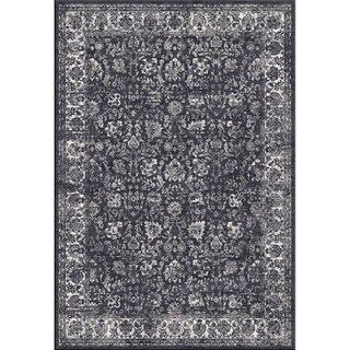 Machine Made Diversey Viscose Rug (5'1 x 7'6)