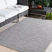 "Vickie Subtle Stripes Outdoor Area Rug - 5'3"" x 7'7"""