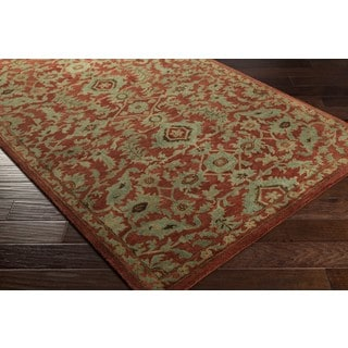 Hand Tufted Carriage Wool Rug (8' x 10')