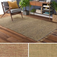 Hand Woven Catarina Jute/Seagrass Area Rug - 8' x 10'