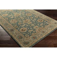 Hand Tufted Castro Wool Area Rug - 9' x 13'