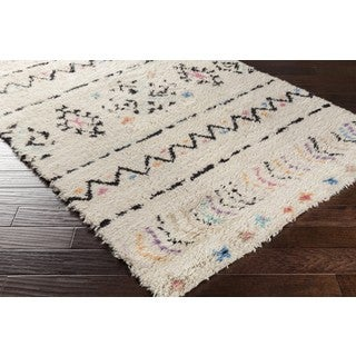 Hand Knotted Delancey Wool Rug (2' x 3')