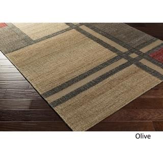 Hand Woven Delaware Jute/Viscose Rug (3'3 x 5'3)