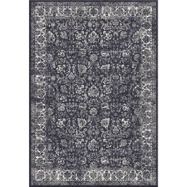Machine Made Diversey Viscose Rug 7 8 X 11 Free