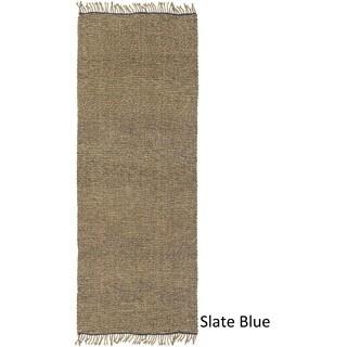 Hand Woven Catarina Jute/Seagrass Rug (2'6 x 8')