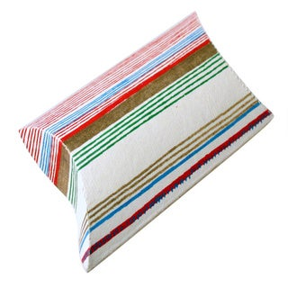 Set of 10 Fame Pillow Boxes (India)
