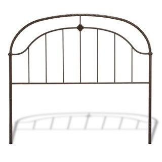 Fashion Bed Group Cascade Metal Headboard in Ancient Gold (3 options available)