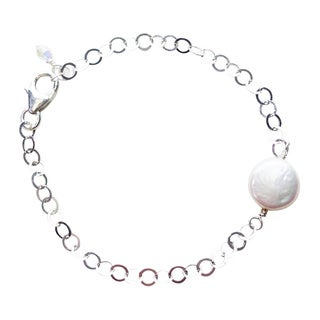 Moonlight Pearl Bracelet