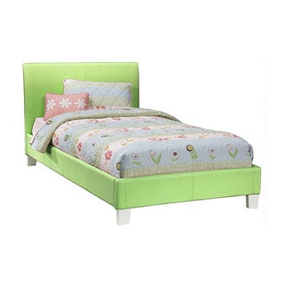 LYKE Home Downtown Green Platform Full Bed