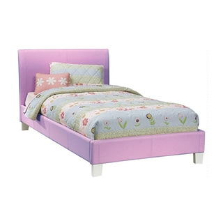 LYKE Home Downtown Lavender Platform Full Bed