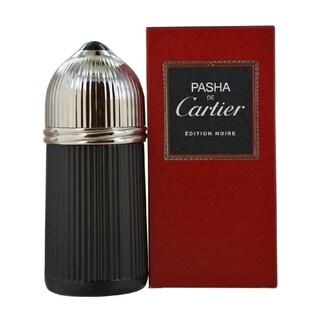 Cartier Pasha Edition Noire 5-ounce Eau de Toilette Spray