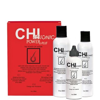 CHI 44 IONIC Power Plus Hair Loss Kit for Chemically Treated Dry Hair