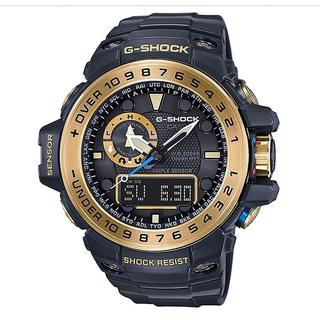 G-SHOCK Gulfmaster GWN1000GB-1A black/ gold Watch