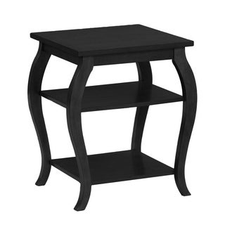 Powell Gaia Black Table