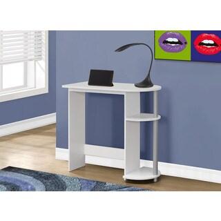 Juvenile White 32-inch Computer Desk