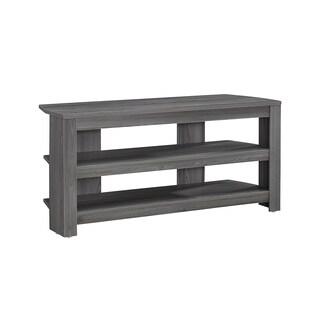 """TV Stand-42""""L/Grey Corner"""