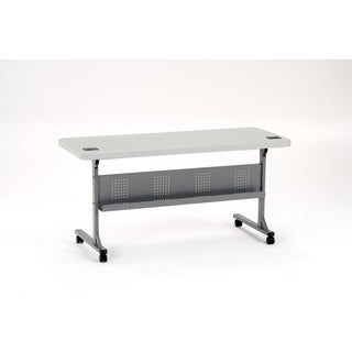 24 x 60-inch Plastic Flip n' Store Table, 10 Pack