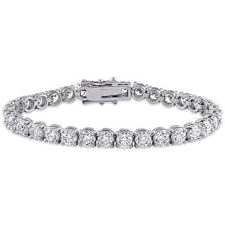 Miadora Signature Collection 18k White Gold 16ct TDW Diamond Tennis Bracelet (IGI cer https://ak1.ostkcdn.com/images/products/11137960/P18137471.jpg?impolicy=medium