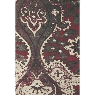 Grand Bazaar Abstract Huelva Hand-woven Rug (5' x 8')