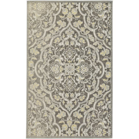 Grand Bazaar Okara Power-loomed Rug (5' x 8')