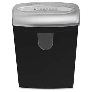 Compucessory Compact Light-duty Cross Cut Shredder - 1/EA|https://ak1.ostkcdn.com/images/products/11138127/P18137592.jpg?impolicy=medium