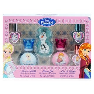 Disney Frozen Girl's 6-piece Fragrance Set