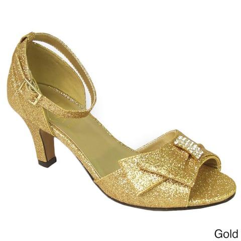 d749e9fdf FIC FLORAL Elisa Women s Extra Wide Width Dress Sandal
