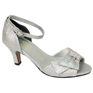 FLORAL Elisa Women's Extra Wide Width Dress Sandal