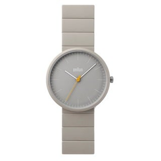 Braun Mens BN0171GYGYG Ceramic Quartz Watch