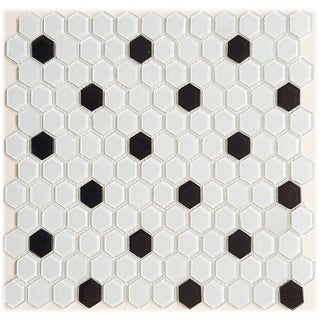 Upscale Designs 12-inch Glass Mesh-Mounted Mosaic Wall Tile (6 sheets)