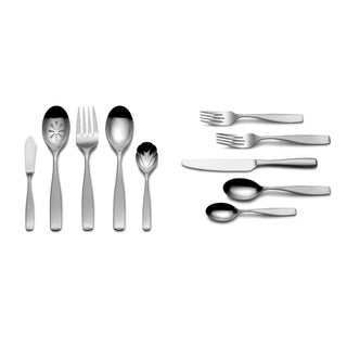 Mikasa Satin Loft 65-piece Flatware Set