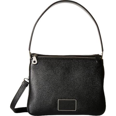 MARC by Marc Jacobs Black Ligero Shoulder Bag