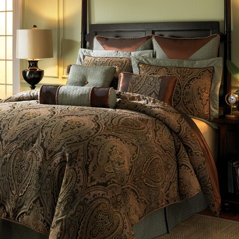 Hampton Hill Canovia Springs Multi 10 Piece Comforter Set