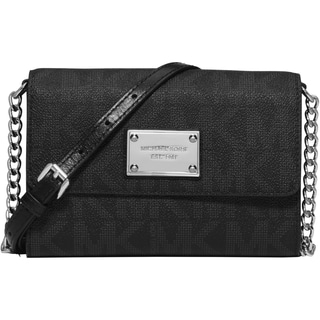 MICHAEL Michael Kors Black Jet Set Travel Phone Crossbody