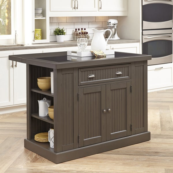Stockbridge Kitchen Island By Home Styles Free Shipping Today 18137886