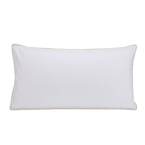 Hyper Down™ Medium Down Blend King Size Pillows with Protector; Set of Two