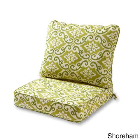 Havenside Home Elmington Deep Seat 25 Inch X 47 Outdoor Back And