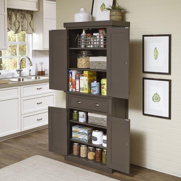 Stockbridge Kitchen Pantry By Home Styles Overstock 11138508