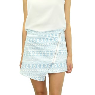 Relished Women's Skies of Santa Fe Asymmetrical Skirt