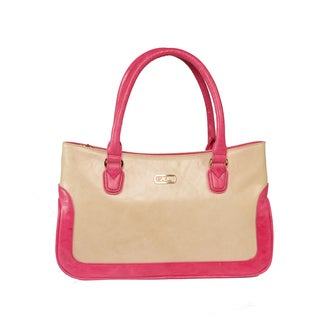 AYL Dalston Top Handle Leather Tote Bag