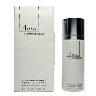 Austrian Crystal Aura Women's Perfumed Deodorant Spray