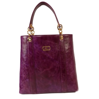 AYL Chelsea Artist Leather Tote Bag