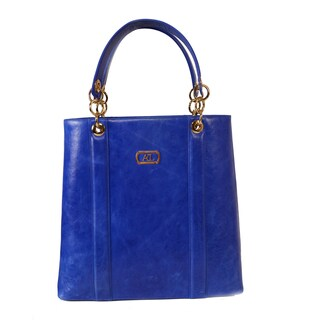AYL Chelsea Artist Leather Tote Bag - XL