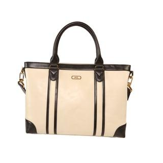 AYL Belgravia Leather Tote Bag - XL